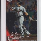 2010 Topps Chrome #32 Albert Pujols Cardinals