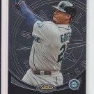 2010 Topps Finest #65 Ken Griffey Jr. Mariners