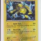Pokemon Dark Explorers Reverse Holo Rare #43/108 Galvantula