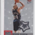 2007-08 Ultra Ultra Stars #US-18 Richard Jefferson Nets (Minor Corner Wear)