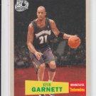 2007-08 Topps 1957-58 Variation #20 Kevin Garnett Celtics Sharp!