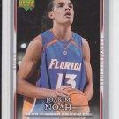 2007-08 UD First Edition Rookie Card #209 Joakim Noah Bulls