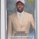 2007-08 UD First Edition RC #215 Rodney Stuckey Pistons Sharp!