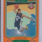 2008-09 Bowman Orange #113 O.J. Mayo Grizzlies #'D 158/299