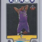 2008-09 Topps Chrome Rookie Card Refractors #192 Jason Thompson Kings