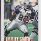 1995 Classic NFL Rookies #110 Emmitt Smith Cowboys