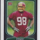 2009 Bowman Chrome Rookie Card Refractors #147 Brian Orakpo Redskins