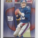 2009 Panini Gridiron Gear #33 Eli Manning Giants