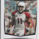 2009 Topps Unique Alone At The Top #AT6 Larry Fitzgerald Cardinals