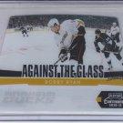 2010-11 Contenders Against The Glass Acetate #18 Bobby Ryan - Ducks
