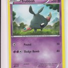 Pokemon Black & White Plasma Storm Common #64/135 Trubbish