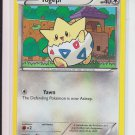 Pokemon Black & White Plasma Storm #102/135 Togepi