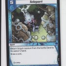 Kaijudo Uncommon #64/165 Teleport