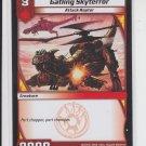 Kaiijudo Common #112/165 Gatling Skyterror