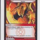 Kaijiudo Uncommon #129/165 Super Bazooka Volcanodon