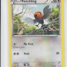 Fletchling Common Pokemon Black & White XY #113/146