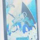 Hawkman Hologram Hall of Fame 1991 Impel #DCH6  *ROB