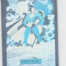 Superman Hologram Hall of Fame 1991 Impel #DCH8  *ROB