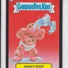 Drippy Dan Black Parallel 2013 Topps Garbage Pail Kids Series 3 #104a