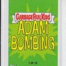 Julius Caeser Adam Bombing 2013 Topps Garbage Pail Kids Series 3 #1 of 10