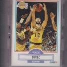 Vlade Divac Rookie Card Lot of (20) 1990-91 Fleer #91 Lakers