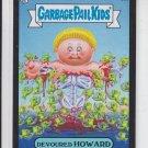 Devoured Howard Black Parallel 2013 Garbage Pail Kids Series 2 Trading Card #80b