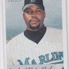 Cliff Floyd Baseball Trading Card 2002 Bowman Heritage #298 Marlins