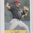 Eric Bruntlett Rookie Card 2002 Bowman Heritage #46 Astros