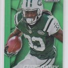 Chris Ivory Green Refractor 2014 Panini Prizm RC #91 Jets