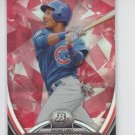 Starlin Castro Ruby Parallel SP 2013 Bowman Platinum #16 Cubs