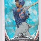Starlin Castro Blue Sapphire Parallel SP 2013 Bowman Platinum #16 Cubs