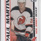 Paul Martin Rookie Card SP 2004-05 Pacific Heads Up #125 Devils 294/899