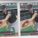 Jim Tatum Rookie Card Lot of (2) 1993 Fleer Ultra #360 Rockies