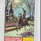 Paul Revere's Midnight Ride 2009 Topps Heritage American Heroes #102