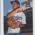 Rafael Bournigal Rookie Card 1993 Fleer Ultra #50 Dodgers