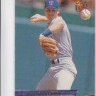 Dean Palmer Rookie Card 1993 Fleer Ultra #282 Rangers