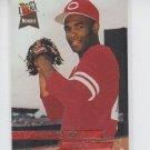 John Roper Rookie Card 1993 Fleer Ultra #334 Reds