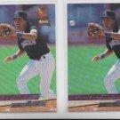 Vinny Castilla Rookie Card Lot of (3) 1993 Fleer Ultra #344 Rockies
