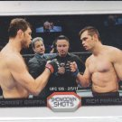Forrest Griffin & Rich Franklin Showdown Shots 2011 Topps UFC Moment of Truth