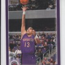 Mark Jackson Basketball Card 2000-01 Topps #187 Raptors