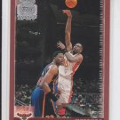 Dikembe Mutombo Basketball Card 2000-01 Topps Tip Off #95 Hawks