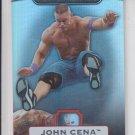 John Cena Thick Card 2010 Topps Platinum WWE #1