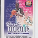 Kevin Garnett Daily Double Sweepstakes 2000-01 Topps Tip Off Grizzlies (Expired)