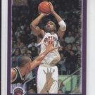 Vince Carter Basketball Card 2000-01 Topps #50 Raptors