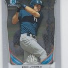 Eric Jagielo Prospect Card 2014 Bowman Chrome Draft #CTP51 Yankees