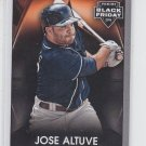 Jose Altuve Trading Card 2014 Panini Black Friday Base #18 White Sox