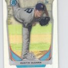 Austin DeCarr Refractors Parallel 2014 Bowman Chrome Draft #CDP60 Yankees