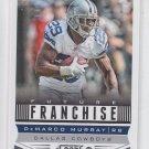 DeMarco Murray Future Franchise Football Trading Card 2013 Score #307 Cowboys