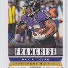 Ray Rice Franchise Football Trading Card 2013 Score #269 Ravens