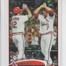 Matt Holliday Baseball Trading Card 2012 Topps #320 Cardinals QTY Available
